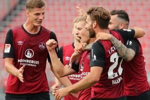 FC Nürnberg feiert Nürnberger: 2:0 gegen Ingolstadt