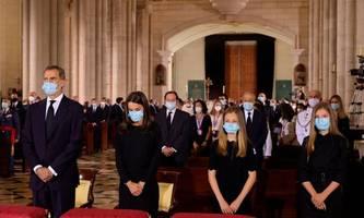 Großer Trauergottesdienst für 28.000 Corona-Tote in Spanien