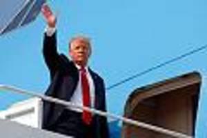 Angespitzt - Kolumne von Ulrich Reitz - Trump ist ein Nationalist und Spalter - aber eine Liste zeigt nun anderes Bild von ihm