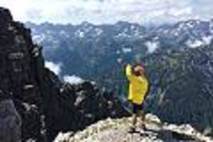 Alpenüberquerung abseits des E5 - Über Berggipfel und einsame Hütten zu Fuß von Deutschland nach Italien