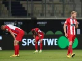 fußball: die relegation bedient archaische reflexe