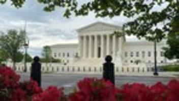 USA: Supreme Court bestätigt Einschränkung bezahlter Verhütungsmittel