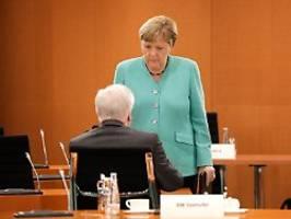 Nächster Dämpfer für Seehofer: Merkel will über Rassismus-Studie beraten