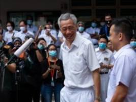 singapur: obenauf im wolkenkratzerstaat