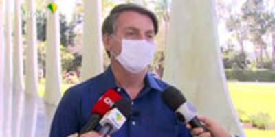 Brasiliens Präsident Bolsonaro hat Covid-19: Der verharmlosende Kranke