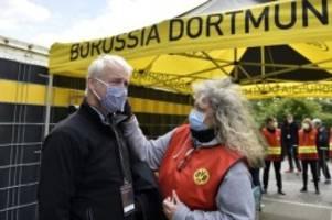 Pläne für die Fan-Rückkehr: Stadionbesuch in Corona-Zeiten: Anfeuern mit Maske?