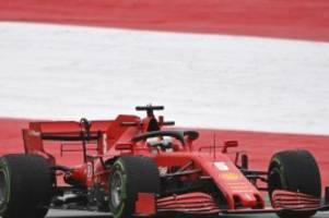 Formel 1: Vettel hofft auf die Wende: Chance, es besser zu machen