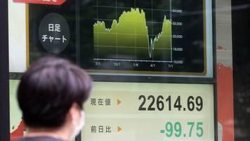 Nikkei, Topix & Co.: Asia-Börsen geraten wegen steigender Coronavirus-Fälle ins Schwanken