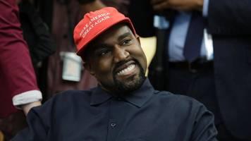 Kanye West beteuert: Wahlkampf-Vorhaben kein Marketing-Gag