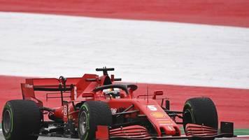 Formel 1 - Vettel hofft auf die Wende: Chance,  es besser zu machen