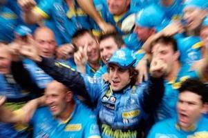 Von Lauda bis Alonso: Spektakuläre Formel-1-Comebacks