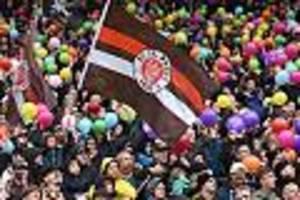 gute nachrichten in corona-krise - fans schenken fc st. pauli halbe million euro - doch für die verwendung gibt es regeln