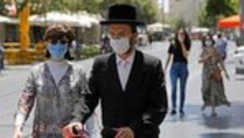 Israel und Corona: Erst Lockdown, dann Leichtsinn