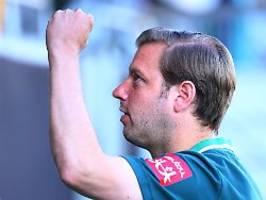 entscheidung in bremen gefallen: kohfeldt bleibt offenbar werder-coach