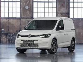 Fünfte Generation am Start: Der VW Caddy wird endlich cool
