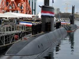 umstrittene rüstungsdeals: bund genehmigt weiteres u-boot für Ägypten