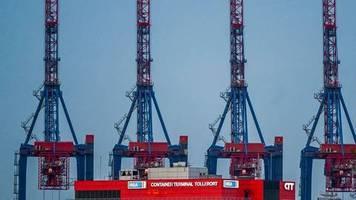 Sorgen um die USA: Viel Schatten und ein wenig Licht für deutschen Export