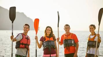 wasserspaß: kajak fahren: die wichtigsten (kauf-)tipps für aufblasbare kanus