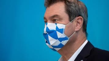 Söder,  Aigner,  Hartmann mahnen weiter zu Anti-Corona-Kampf