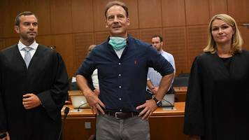 anstiftung zum schuss: unternehmer alexander falk zu 4, 5 jahre verurteilt