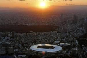 japans wettkampfstätten für olympia 2021 offenbar sicher