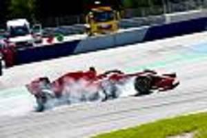 Formel 1, Freies Training im Live-Ticker - Formel 1, Freies Training im Live-Ticker: Vettel will in Österreich zurückschlagen