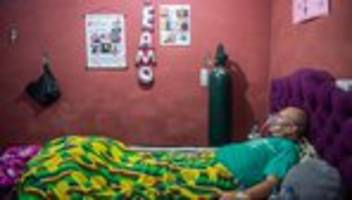 Corona-Pandemie: Der Sauerstoff ist knapp