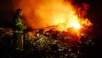 EGMR: Niederlande wollen Russland wegen MH17-Abschuss verklagen