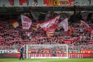 Fußball: 1. FC Union will volles Stadion zum Liga-Start