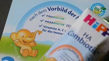 Klage gegen Hipp-Werbung: Gericht entscheidet: Hipp-Slogans für Kindermilch vermitteln etwas Falsches