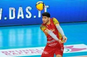 volleyball: die berlin volleys stoßen in eine neue dimension vor