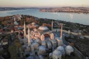 Entscheidung in der Türkei: Gericht ebnet Weg zur Nutzung der Hagia Sophia als Moschee