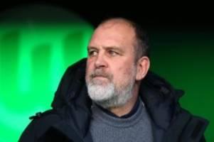 europa league: schmadtke kritisiert vfl-rückspiel-ansetzung in der ukraine