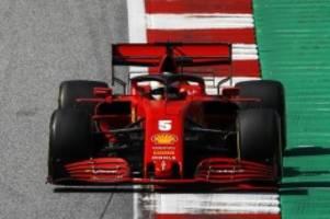 Formel 1 in Österreich: Vettel im Training 16. - Bottas erhöht Druck auf Hamilton