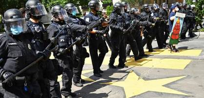 Server mit vertraulichen US-Polizeiakten in Sachsen beschlagnahmt