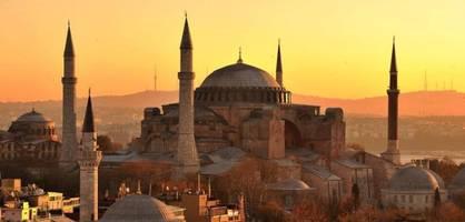 Wahrzeichen von Istanbul wird wieder zur Moschee