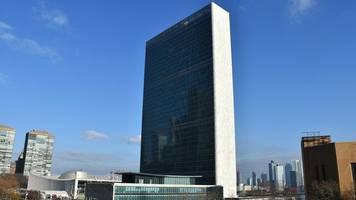 Vereinte Nationen: Russland und China blockieren im Sicherheitsrat erneut Syrien-Hilfe