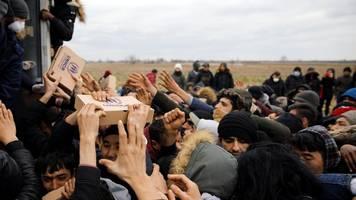 EU zahlt 485 Millionen Euro an die Türkei für Flüchtlingsversorgung