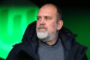 Schmadtke kritisiert VfL-Rückspiel-Ansetzung in der Ukraine