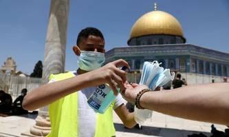 Israel an Kippe eines neuen Lockdown