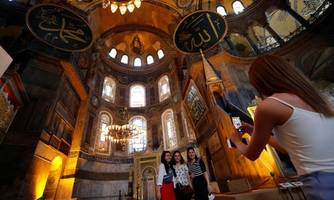 türkei: erdoan wandelt hagia sophia in moschee um [premium]