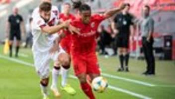 Relegation 2. Bundesliga: 1. FC Nürnberg rettet in letzter Sekunde die Liga