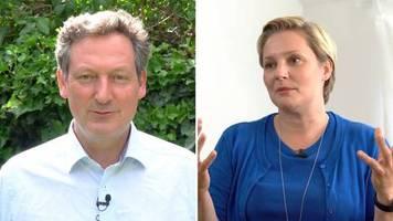 von umweltsau zu klimaschützerin: hirschhausen-sommergespräch: janine steeger über wut und groll auf suvs