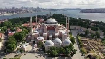 Video: Hagia Sophia in Istanbul soll wieder als Moschee genutzt werden