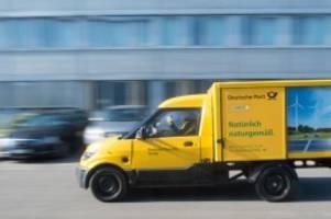 Gefahr von Rauchentwicklung: Post ruft rund 12 000 Streetscooter in die Werkstatt