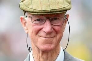 Trauer: Englischer Fußball-Weltmeister Jack Charlton gestorben