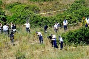 Vermisstenfall: Fall Maddie McCann: Portugals Polizei durchsuchte Brunnen