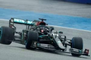 Formel 1: Lewis Hamilton sichert sich Pole Position in Spielberg