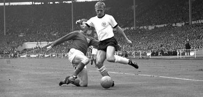 Englands Fußball trauert um Jack Charlton