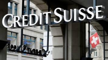 Vergleich erzielt: Credit Suisse legt Streit mit US-Aktionären bei